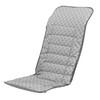 Cojín acolchado para silla camping Outwell L gris